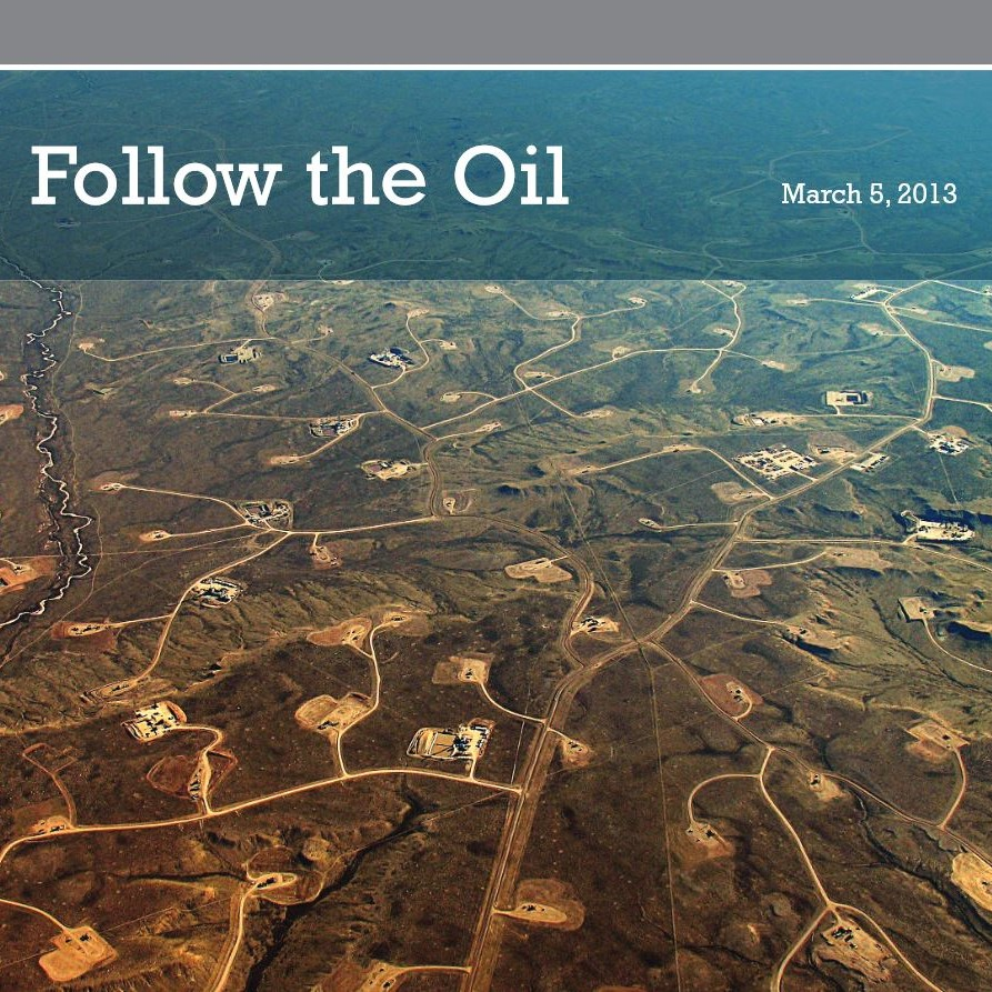 Follow the Oil